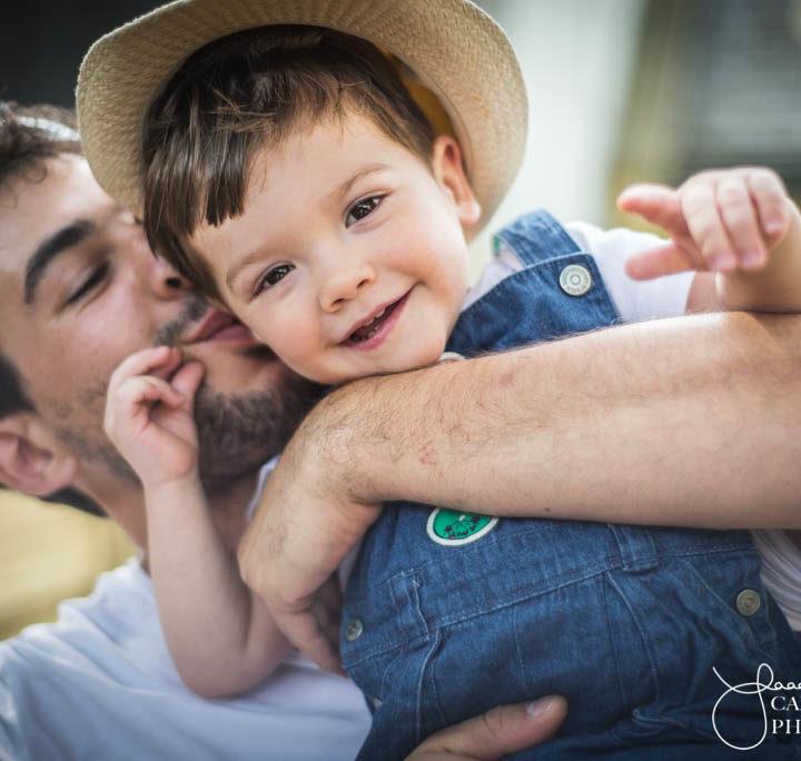 Joshua & Alexandre - Famille