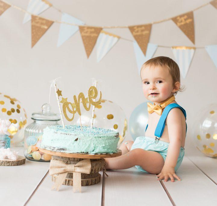 Timothé - Smash the cake