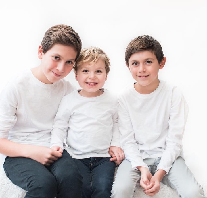 Lucas, Nicolas & Raphael