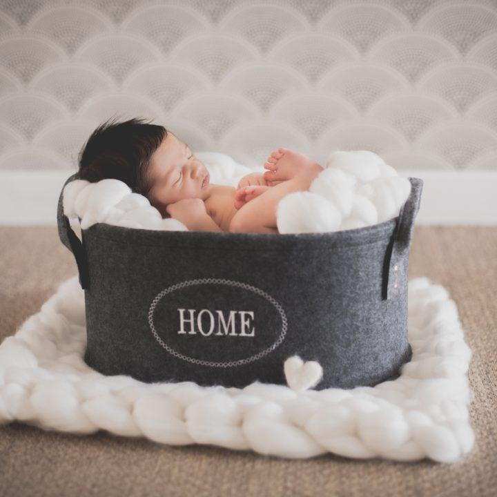 Zacharie - séance naissance